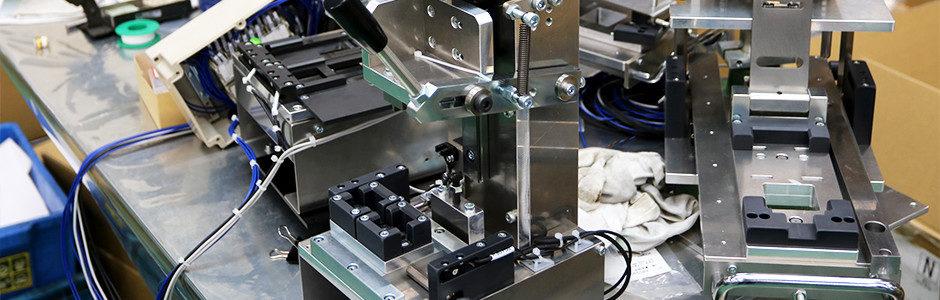 東名技研は名古屋市内で機械(専用機、治具)の設計、加工、プログラムを全て行っている会社です。